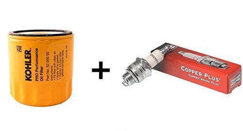 Kohler 52 050 02-S Engine Oil Filter Extra Capacity For CH11