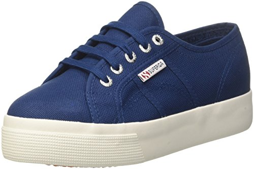 Blue Cobalt Sneakers 2730 cotu Superga da donna Md 0P4Xwq