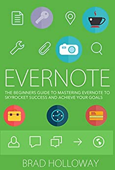 Evernote Beginners Mastering Skyrocket Success ebook product image