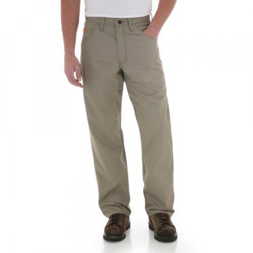 Wrangler Men's Fire-Resistant Riggs Jeans Carpenter Relaxed
