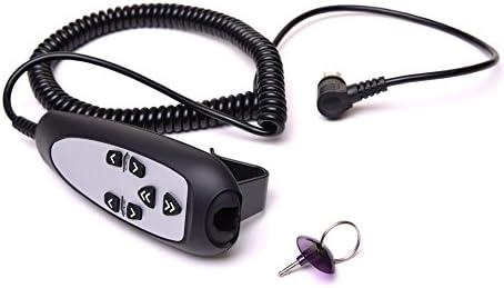 Mando a Distancia hit6 Cama somier TPR eléctrica Relax 5 Pin ...