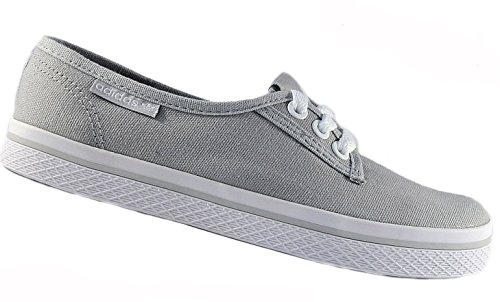 adidas Honey Plimsole Damen Sneakers Grau EU40