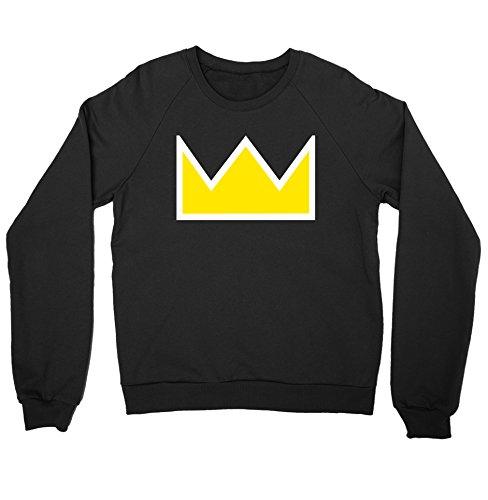 FUNKI SHOP Bettys Crown Sweater Super Comfy Pullover Sweatshirt