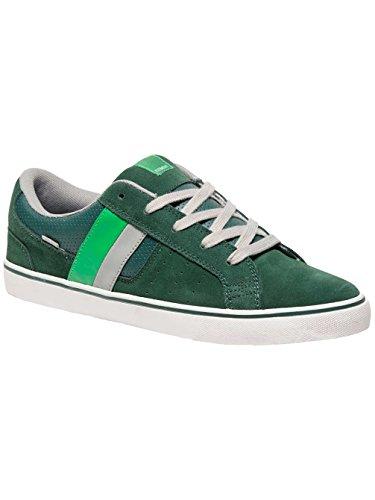 Element Billings - Zapatos de Cordones de cuero hombre Green Slate
