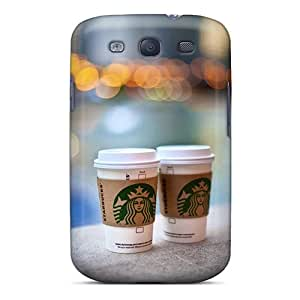 JamesDLaughlin ONNjlLw4827bsTQU Case For Galaxy S3 With Nice Starbucks Appearance