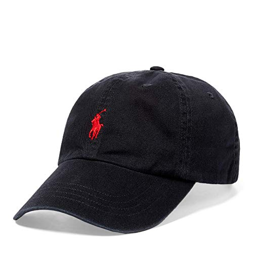 Polo Ralph Lauren Mens Classic Baseball Cap: Amazon.es: Deportes ...