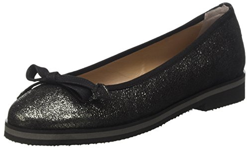 Melluso Women's 04900r Ballet Flats Grey (Antracite Starter-antracite) PSrcRHP