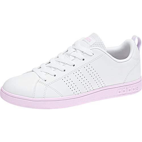 Femme Blanc Cass Ftwr S18 White Adidas Vs Fitness White S18 ftwr De W Cl Advantage aero ftwr Chaussures Pink wxSxz80qH
