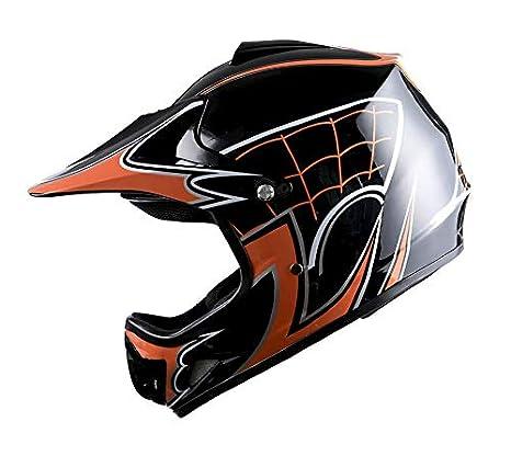 Amazon.com: Casco para Motocross BMX MX con diseño de ...