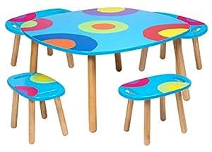 Amazon Com Alex Toys Artist Studio Ready Set Art Table
