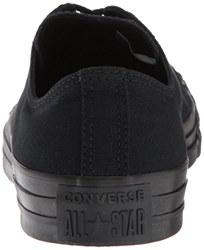 Black Sneaker Converse Top Canvas Chuck Low Black Taylor All Star w01Pq87w