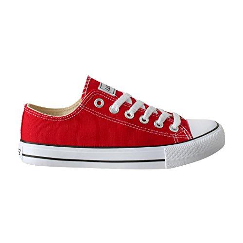 Rosso Donna Elara Sneaker Sneaker Donna Rosso Rosso Sneaker Elara rosso Donna rosso Elara wOqxtff6