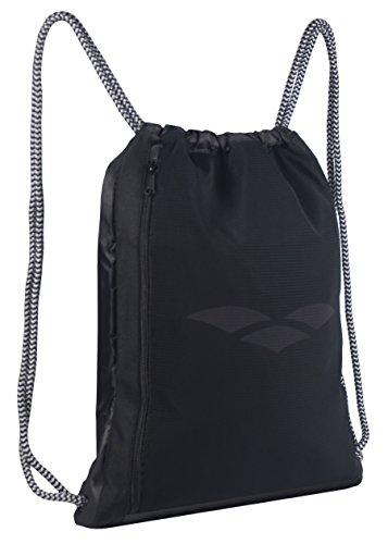 MIER Lightweight Gym Bag Backpack Drawstring Sackpack for Men,Women,Girls,Boys – DiZiSports Store