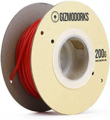 Gizmo Dorks Pla filamento para impresoras 3d (1,75 mm, 200 g ...