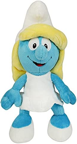 Buy Simba 755228 Woman Smurf Blue Online At Low Prices In India
