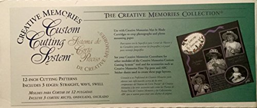 (Creative Memories Custom Cutting System)