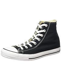 Converse All Star Hi Infant Shoes - Black