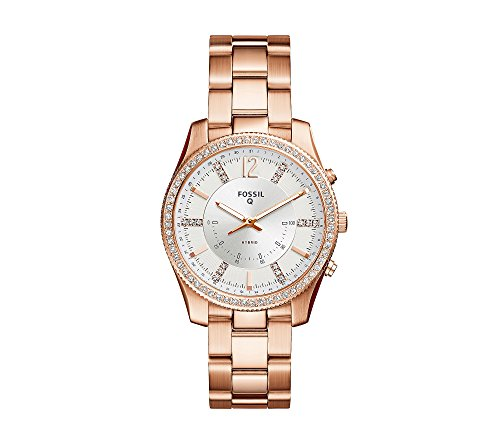 Fossil-Rose-Goldtone-Bracelet-Watch