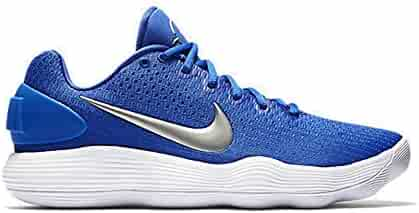 new product c117c b3f56 Amazon.com   Nike Men s 2017 Hyperdunk Low Basketball Shoe Royal Blue  897807 402 Size 13   Basketball