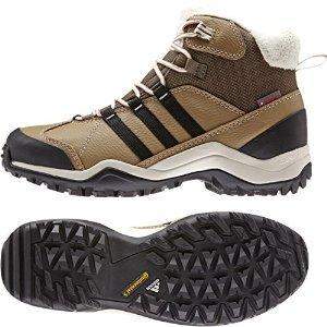 adidas Women's CH Winter Hiker II CP Boot,Grey Blend/Black/Cardboard,US 10.5 M