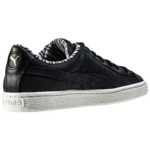 Puma Classic Citi Herren Low-Top schwarz / weiß