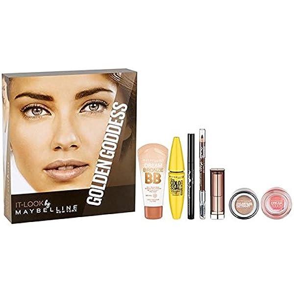 IT-Look by Maybelline New York - Golden Goddess - Estuche de maquillaje: Amazon.es: Belleza