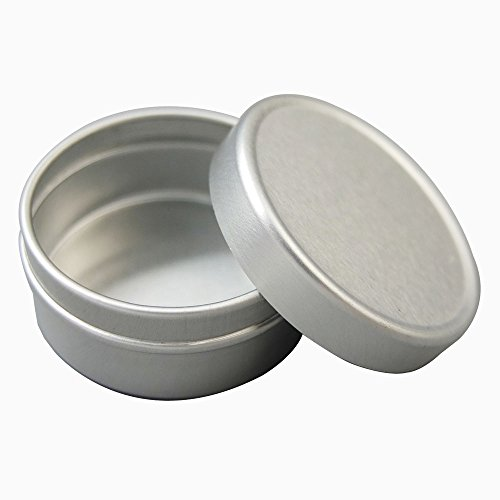 Bluemoona 20 PCS - Aluminum Empty Cosmet - 10g Tin Shopping Results