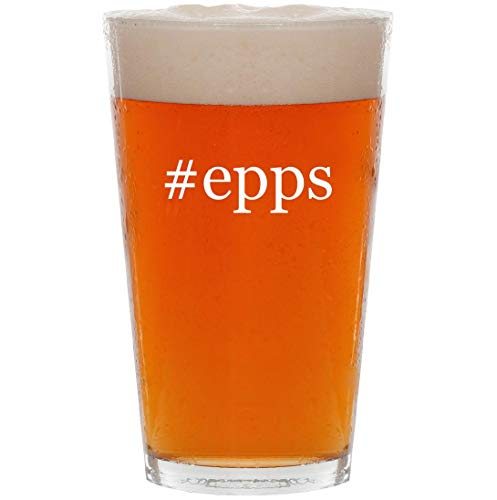 #epps - 16oz Hashtag All Purpose Pint Beer Glass