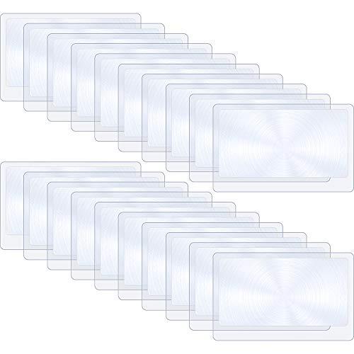 20 Pieces Thin Fresnel