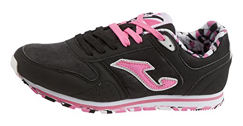 Joma C.TORNLS-601 - Zapatillas unisex, color negro