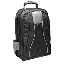 CTA Digital Universal Gaming Backpack for Xbox One/PlayStation 4/Wii U/XB1S/PS4S