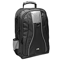 CTA Digital Universal Gaming Backpack for Xbox One X/XB1S/PlayStation 4 Slim/Wii U/XB1/PS4/XB360/PS3
