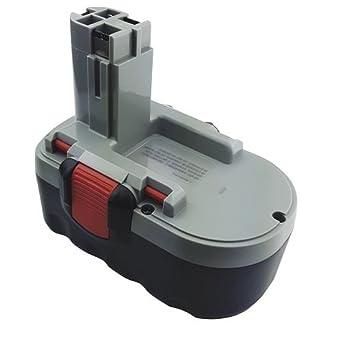 18v 2 4ah battery for bosch bat180 bat181 bat025 bat026 18 volt cordless drill. Black Bedroom Furniture Sets. Home Design Ideas