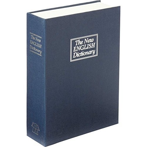 BNF GFSAFED1 Small Faux Dictionary Safe by BNF