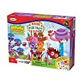 Moshi Monsters Colorforms Rollercoaster Puzzle Playset by University  Games