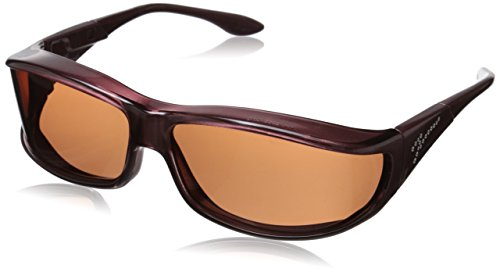Vistana Polarized Jeweled Fitover Med-Small - Sunglasses Vistana