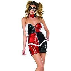 41IhycVnM3L._AC_UL250_SR250,250_ Harley Quinn Arkham Costumes