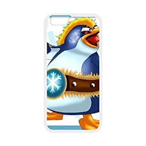 iPhone 6 Plus 5.5 Inch Cell Phone Case White Donkey Kong Country Tropical Freeze 009 FY1505248