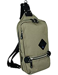 Harvest Label Urban Sling Mono Sling Travel Daypack Backpack Cordura