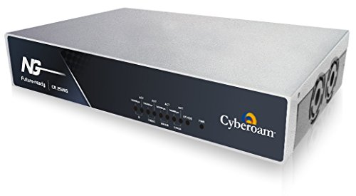 Cyberoam CR25iNG Security Appliance   With 3 Years Subscription 24x7 Support.