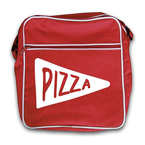 Flight Pizza Red Bag Retro Flag Slice S6zxRP7