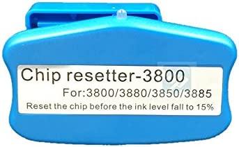 uniprint Depósito de mantenimiento Chip reiniciador para Epson ...