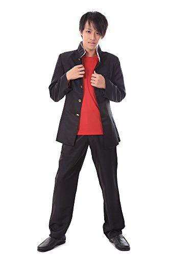 WS_COS High School of the Dead Male School Uniform Komuro Takashi V1 Set M
