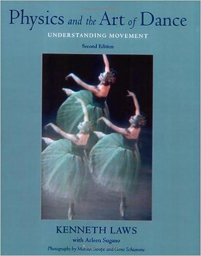Physics and the art of dance understanding movement 9780195341010 physics and the art of dance understanding movement 9780195341010 medicine health science books amazon fandeluxe Gallery