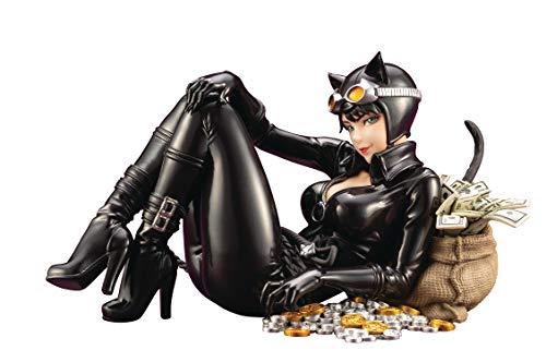 - Kotobukiya DC Comics Catwoman Returns Bishoujo Statue