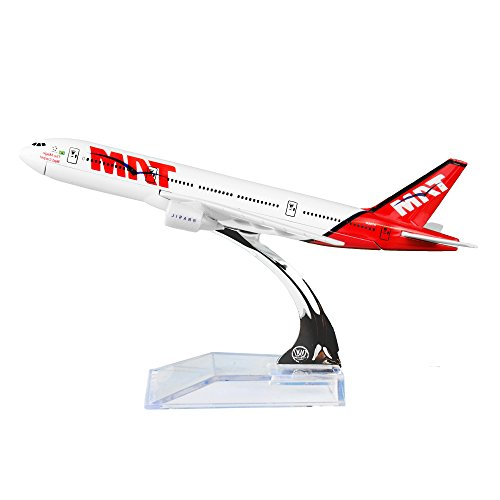Airline Boeing 777 TAM Linhas Aereas Alloy Metal Plane Toy Collection ()