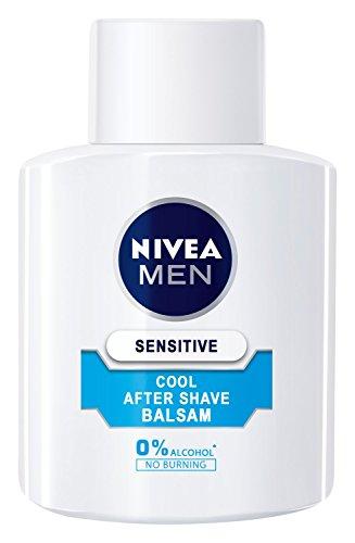 Nivea Men Sensitive Cool After Shave Balsam, 1er Pack (1 x 100 ml)