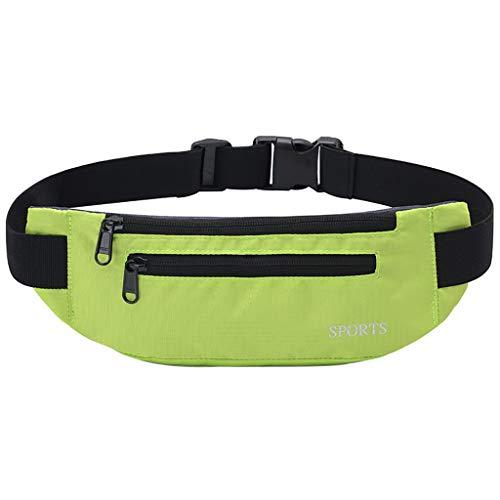 Rakkiss Women Waterproof Crossbody Bag Solid Shoulder Bag Zipper Messenger Bag Sport Handbag