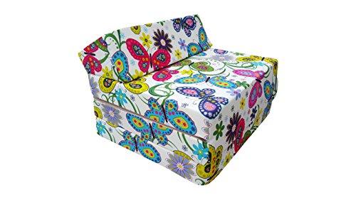 amazon.de: schlafsessel klappmatratze gästebett bettsessel ... - Bettsessel Kinderzimmer Gastebett