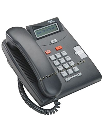 Phone Buttons Nortel - Norstar T7100 Telephone Charcoal